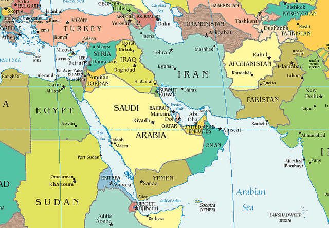 Ancient Middle East Information