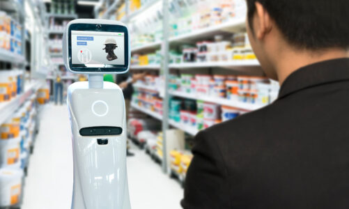 Artificial Intelligence for Retail Shops