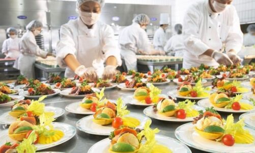 A Good Catering Service should Contain the Followings
