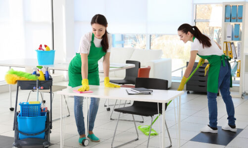 Features to Have in a Office Cleaning Service