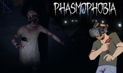Phasmophobia in VR