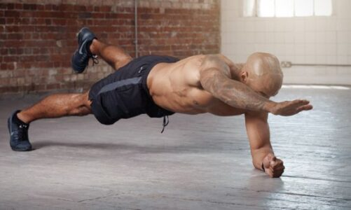 Home Workout For Abs – Calisthenics Core Exercises