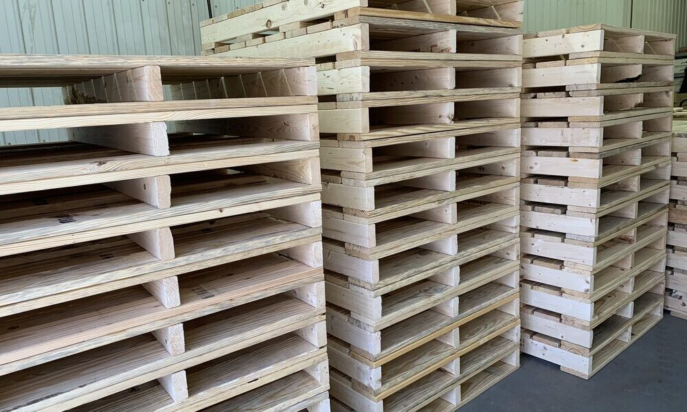 Custom Wood Pallets