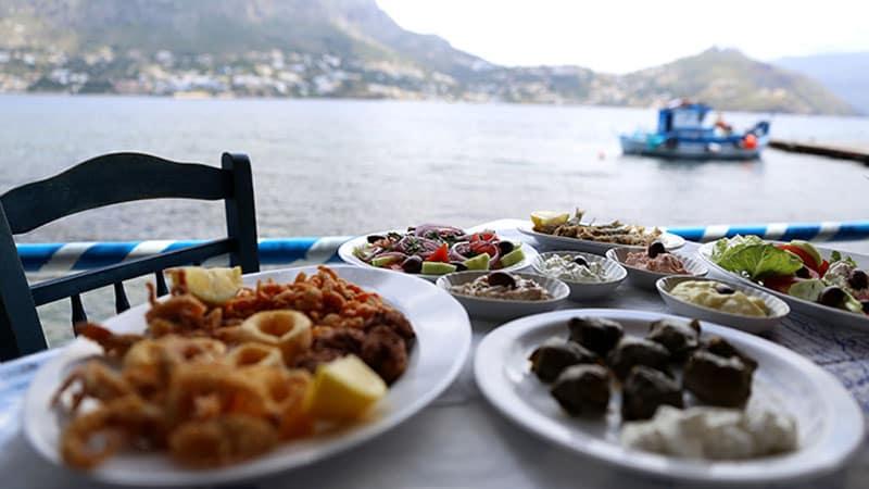 Great Local Cuisine on Zakynthos, Greece