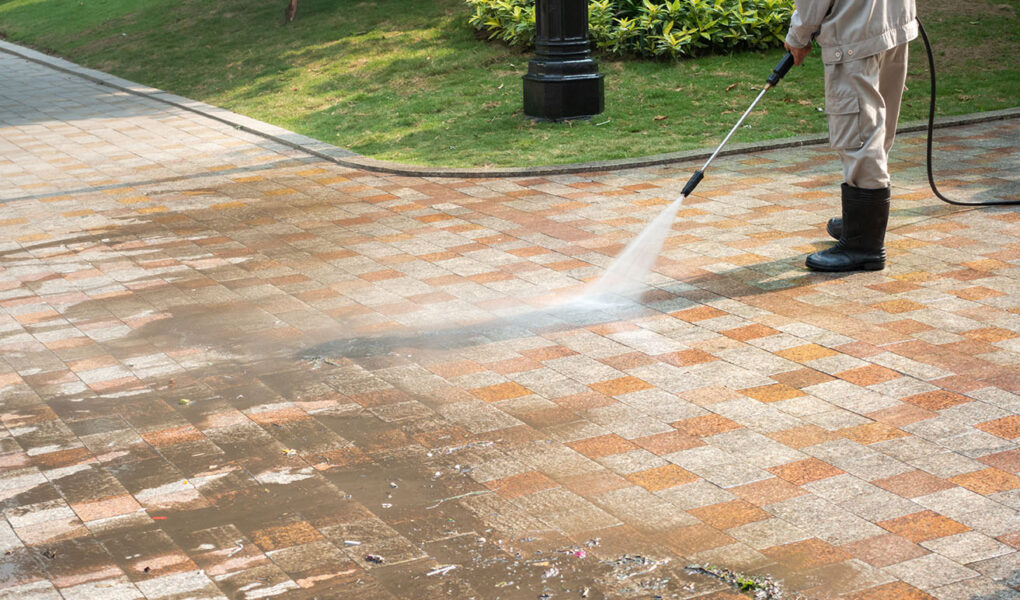 Pressure Washing Tips for Absolute Beginners