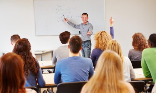 Guidance to be a Leader In Higher Education